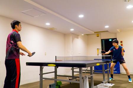 卓球教室 マンツーマン